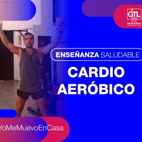 #yomemuevoencasa# -Ejercicios cardio